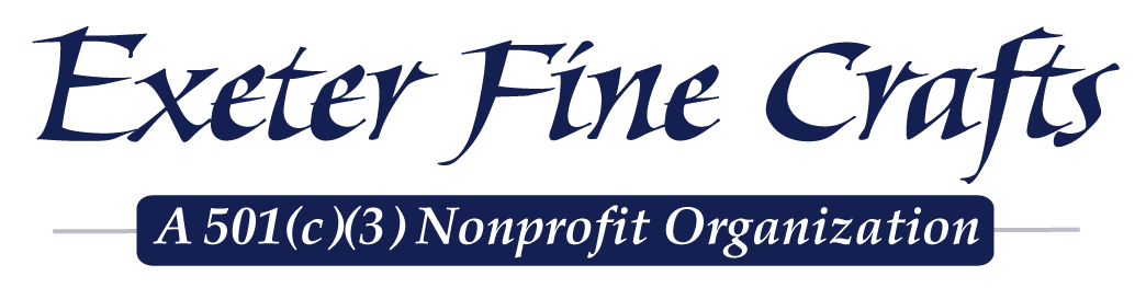 Exeter Fine Crafts NonProfit Logo